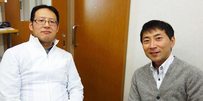 清水無空先生と岡田
